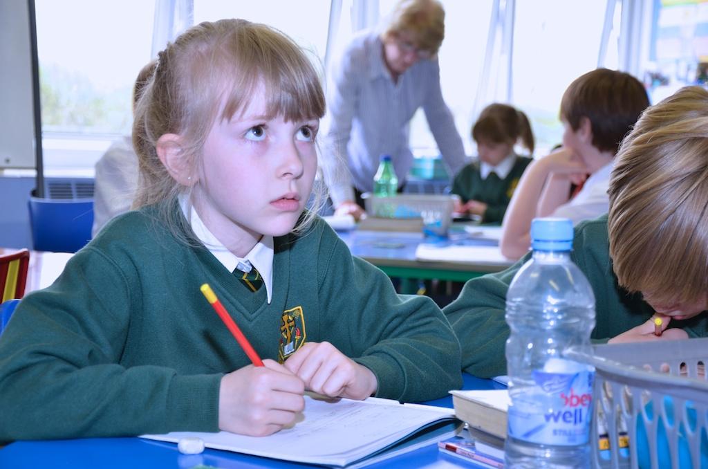 St Dominic's Primary School, Crieff
